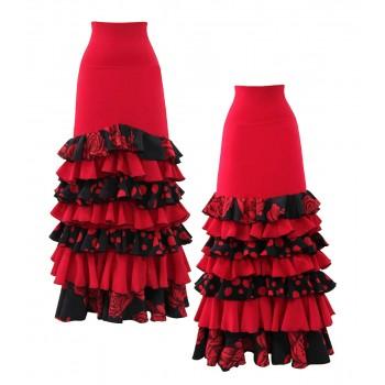 Flamenco Skirt