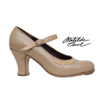 """Zapato Profesional Gallardo """"Edición Especial Matilde Coral"""""""