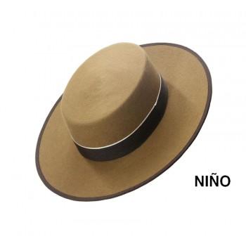 Sombrero Cañero Niño