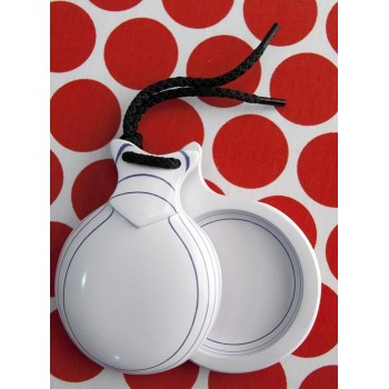 Castanets Caprice Glass White Normal Box