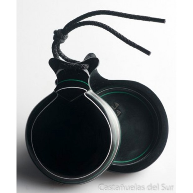 Castanets Caprice Black Normal Box