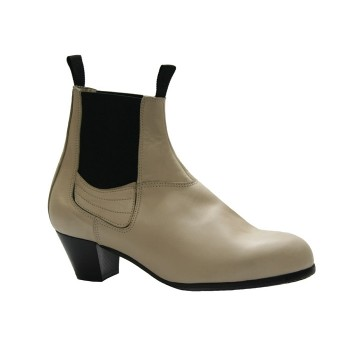 Professional Flamenco Boot Beige