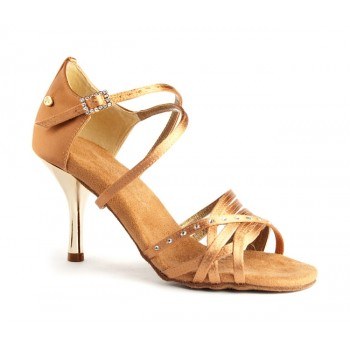 Dark Bronze Ballroom Dance Shoe