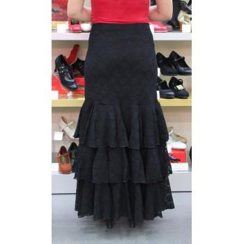 Falda Flamenco Señora