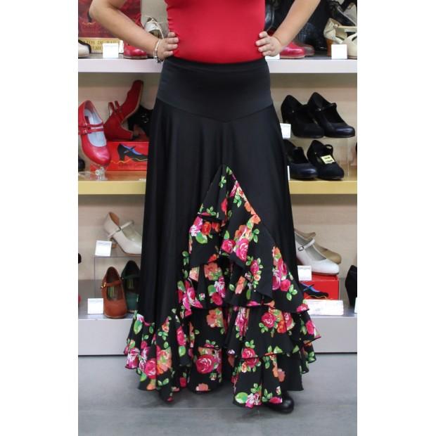 Falda Flamenco