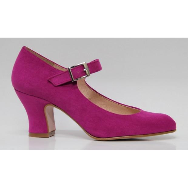 Zapato de Flamenca