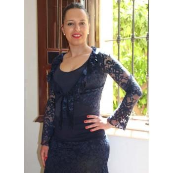 Cardigan Flamenco Señora