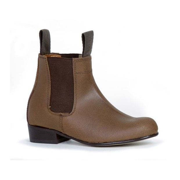 Moulded Leather Boot Valverde del Camino