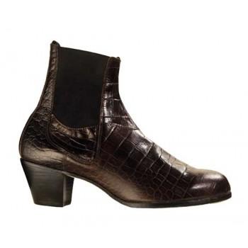 Coco Brown Professional Flamenco Boot