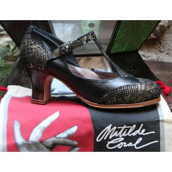 Matilde Coral Professional Shoe