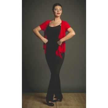 Pantalon flamenco.