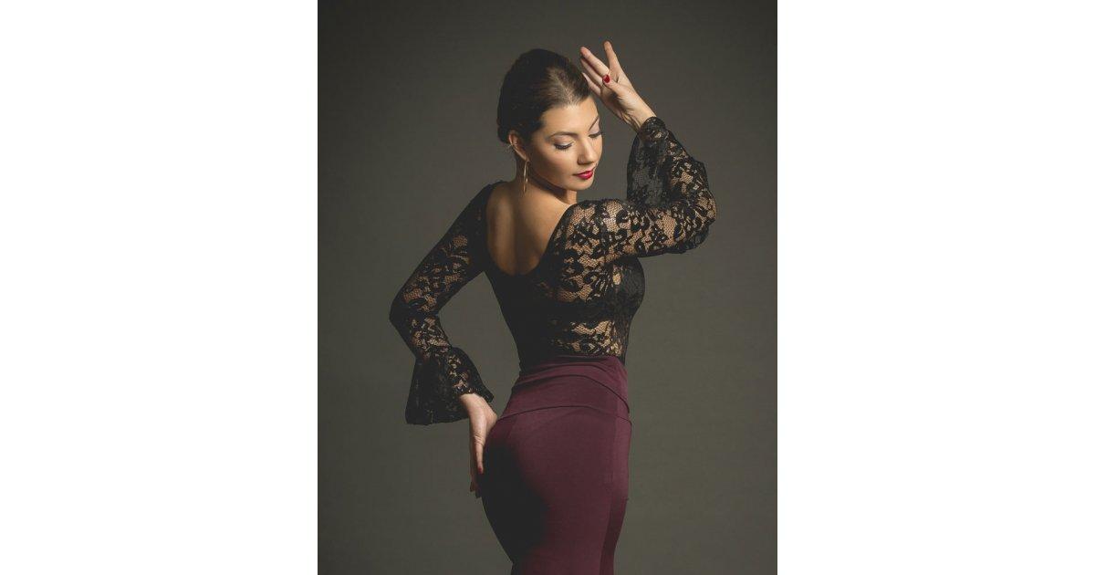 Maillot Flamenco Señora