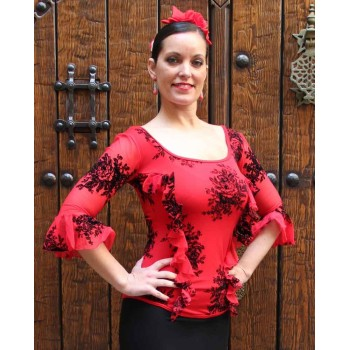 Flamenco T-Shirt Trilla