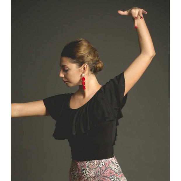 Top Flamenco Carpio Black