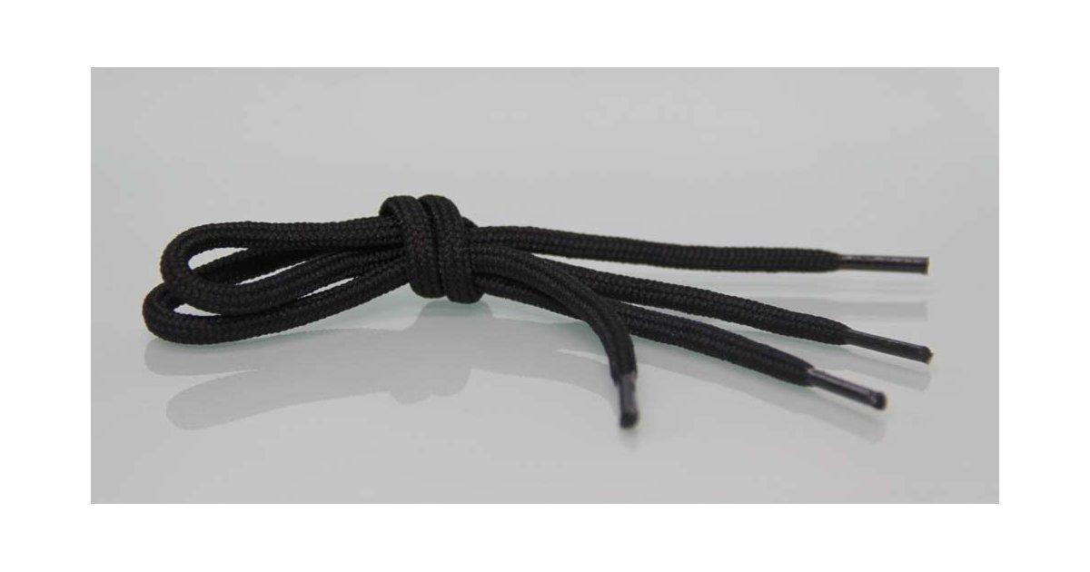 Lacets noirs pour castagnettes