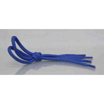 Blue laces for Castanets