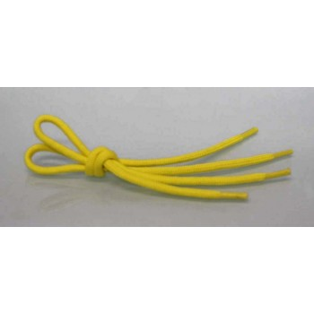 Yellow laces for Castanets
