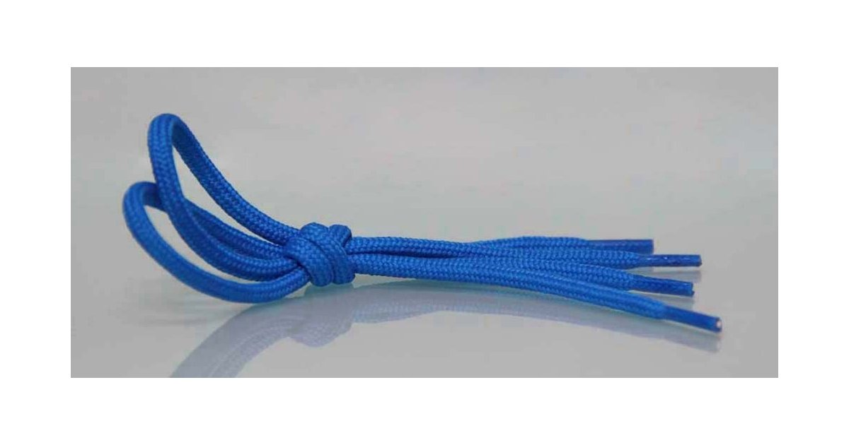 Lacets Bleu Turquoise Pour Castagnettes