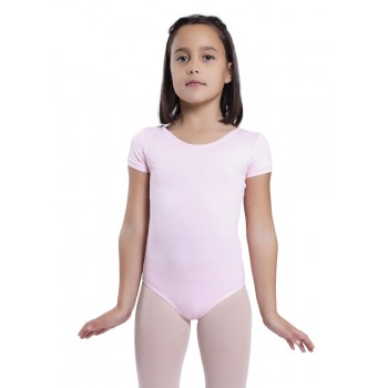 Short Sleeve Pink Girl Jersey