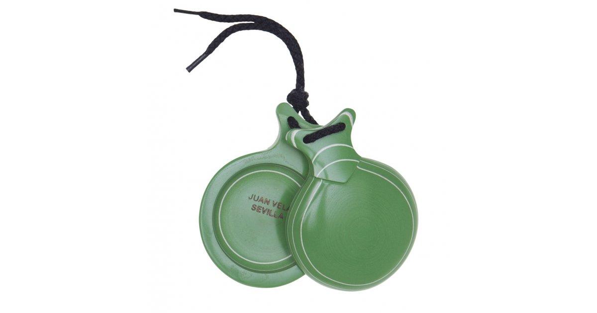 Castañuela Capricho Verre Vert Boîte Normale