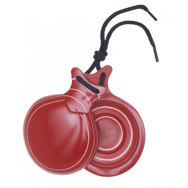 Castagnette capricho Red Boja Double