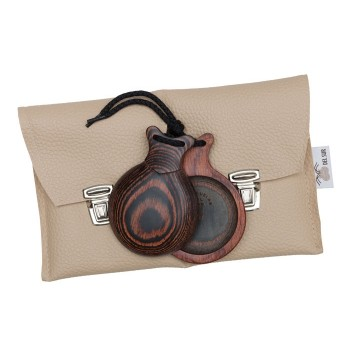 Castanet Wood Brown Normal Box