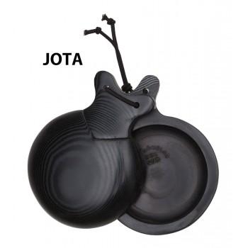 """Castañuela Black fabric Normal box """"Jota Special"""""""