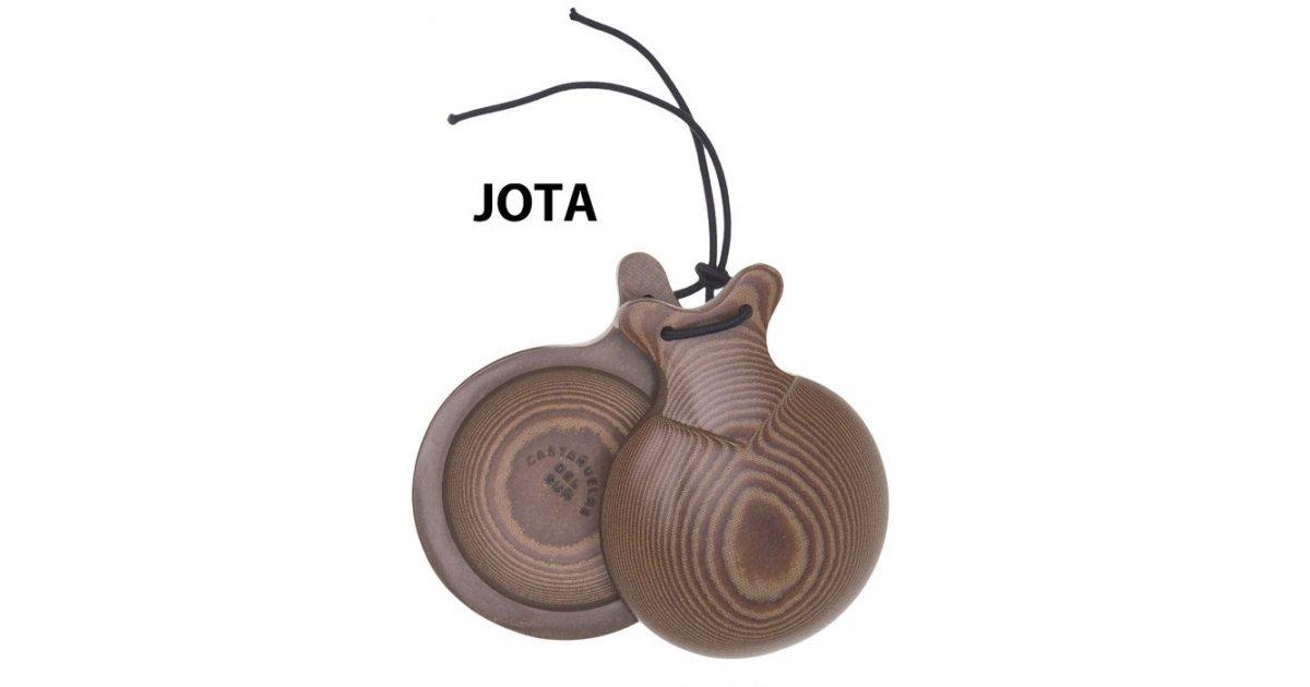 """Castañuela Tela Caramelo Caja Normal """"Especial Jota"""""""