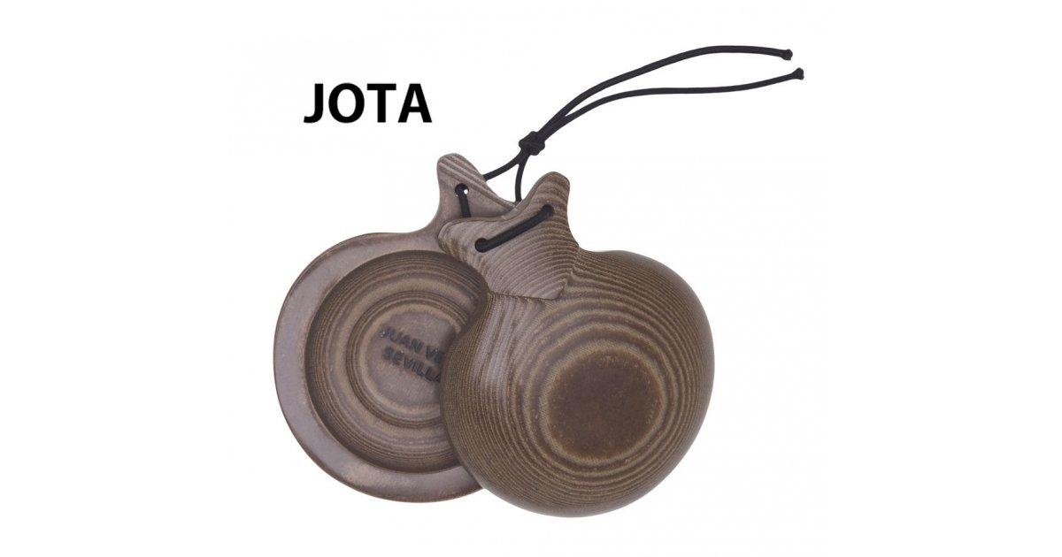 Castañuela Capricho Tela Caramelo Caja Doble Especial Jota