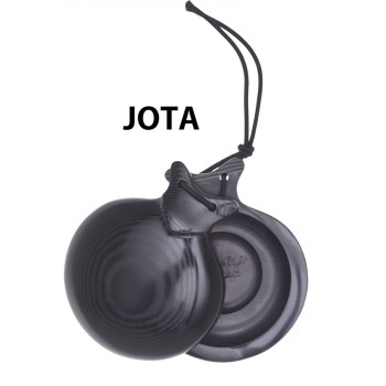 Castanets Capricho Black Fabric Special Jota Box Double