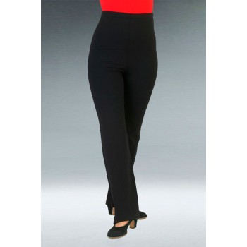 Flamenco Trousers Black.