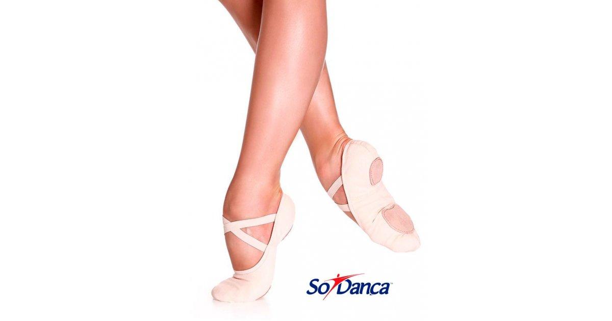 33/5000 Pink Elastic Ballet Shoe