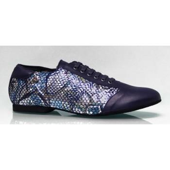 Chaussure homme pour danse de salon avec lacets