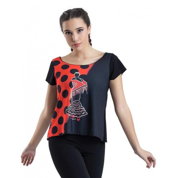 Flamenco shirt