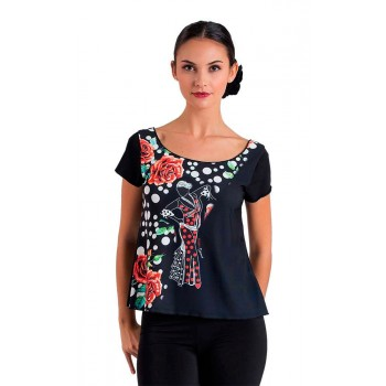 Flamenco shirt