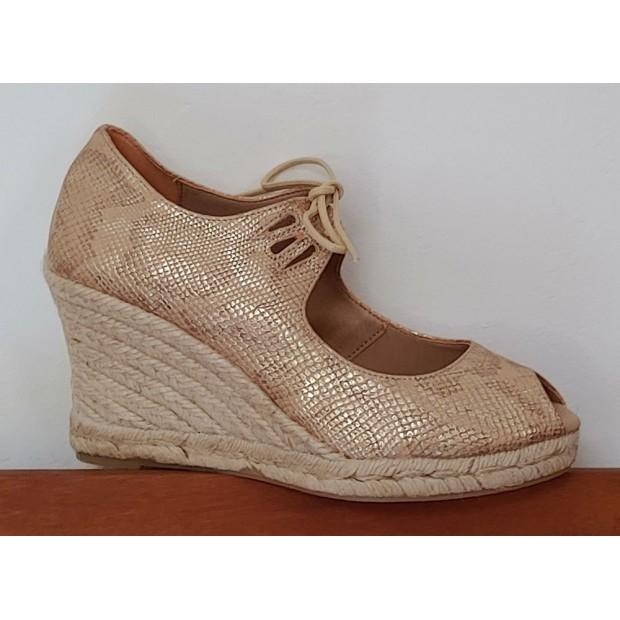 Esparto Snake Beige Shoe...