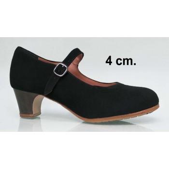 Zapato de baile de flamenco...