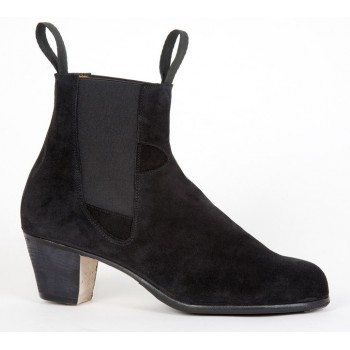 Black Suede Boot 35/46