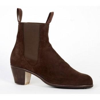 Boot Danse Suede Brown 35/46
