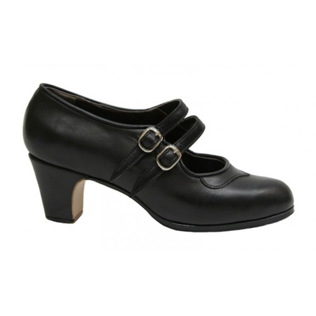 Professional Black Leather...