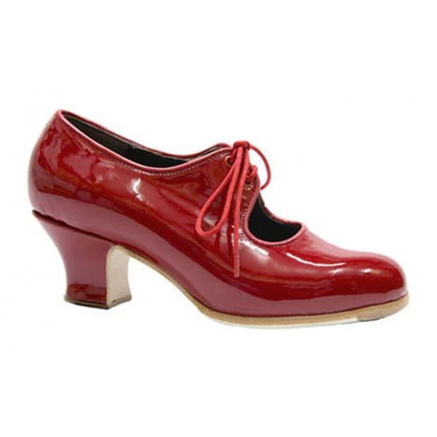 Professional Red Patent...