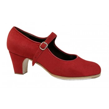 Professional Red Suede with...