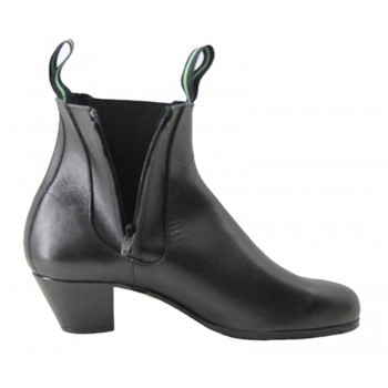 Flamenco boots Black...