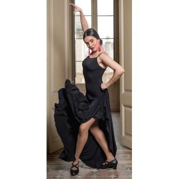 Vestido Flamenco Rus Básico