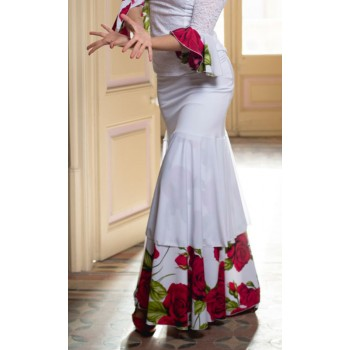 Falda Flamenco Bodensee con...