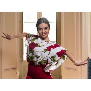 Camisa Flamenco Thun Blanca...