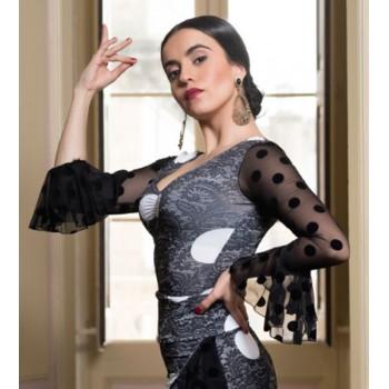 Flamenco Greifen Printed Body