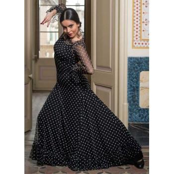 Vestido Flamenco Carcans...