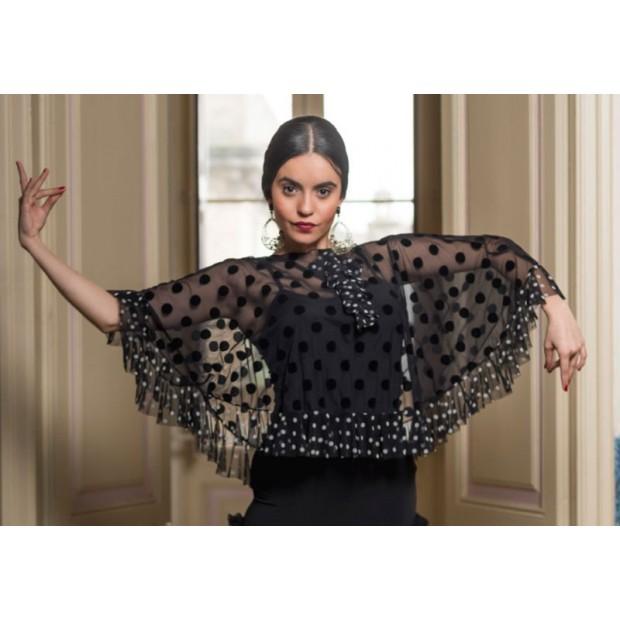 Top Flamenco Bourget Black...