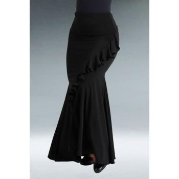 Falda Flamenco Negra...